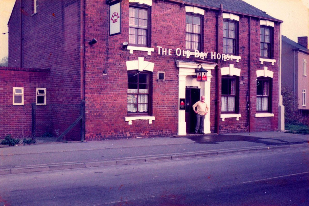 the bay horse methley