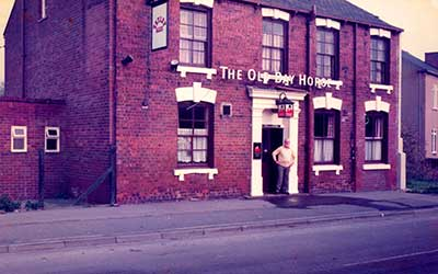 The Old Bay Horse methley