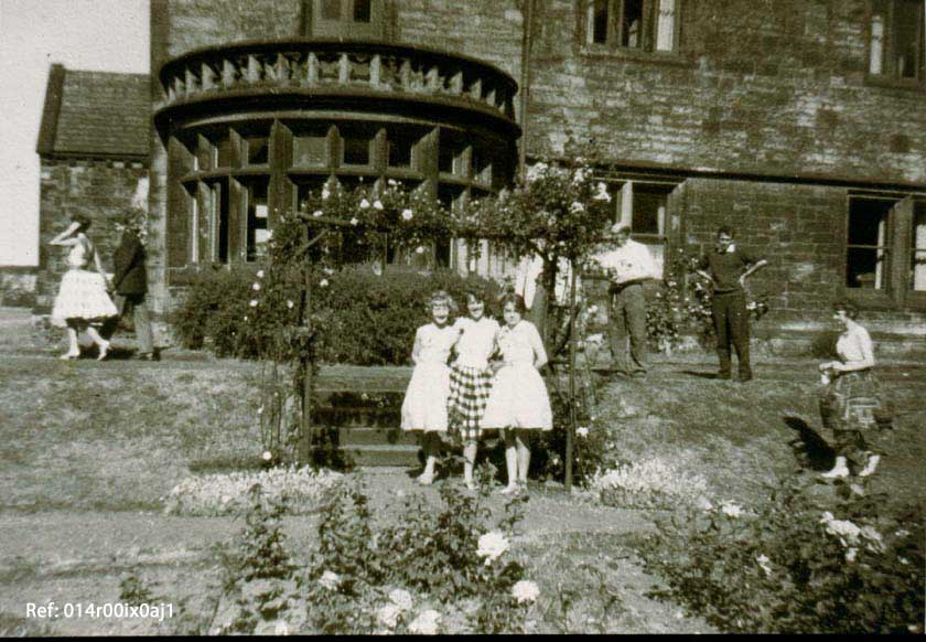 Garden Party on Rectory lawns