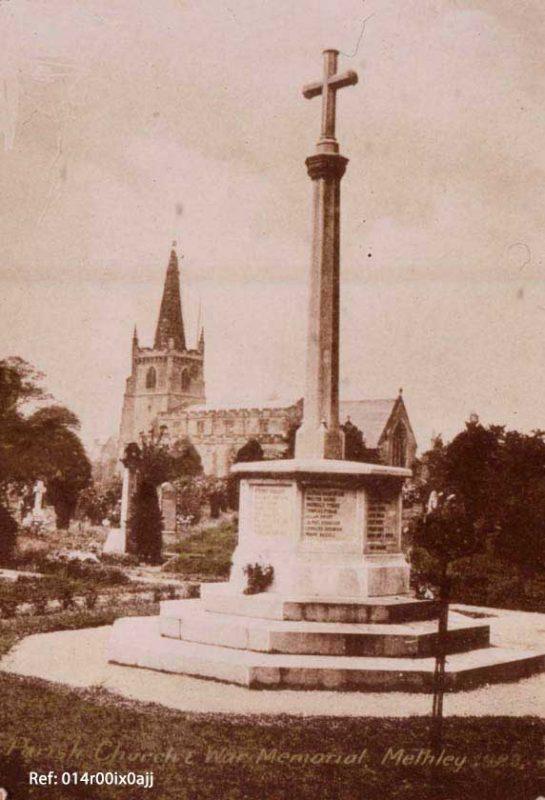 cenotaph methley 1923