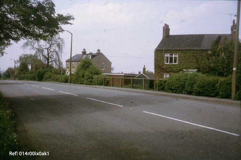 The Royal Oak corner, Methley Lane
