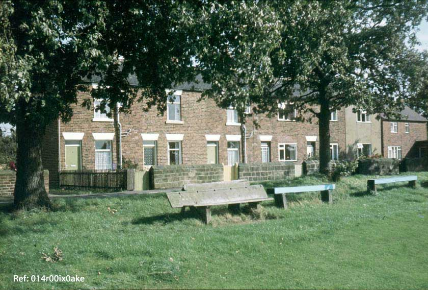 Little Church Lane and Cricket Field seating