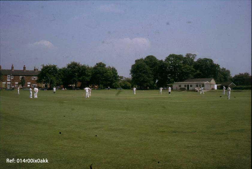 Methley Cricket Field