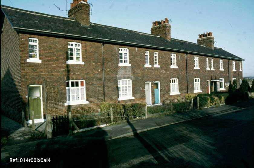Railway cottages, Station Road