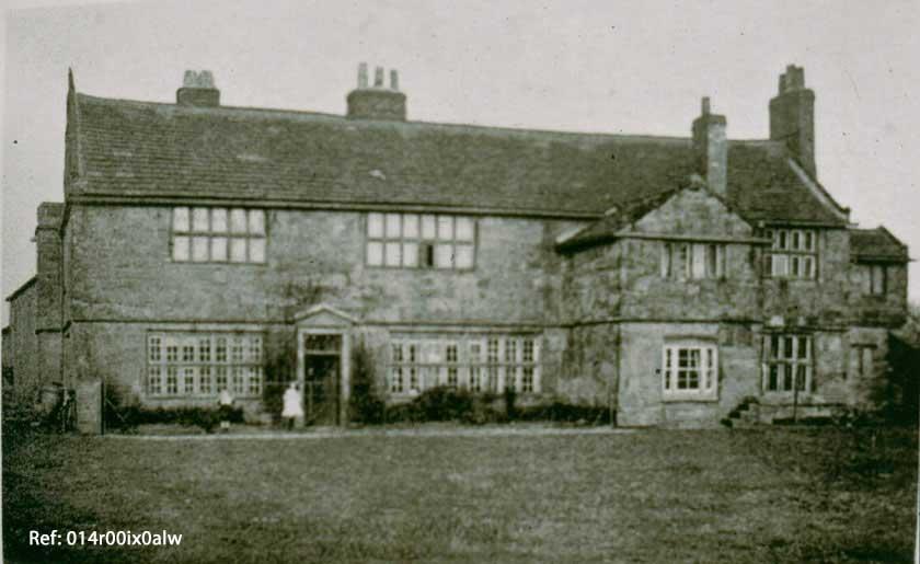 Clumpcliffe Farm House