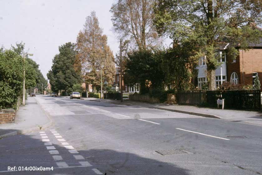 Savile Road Corner 1983