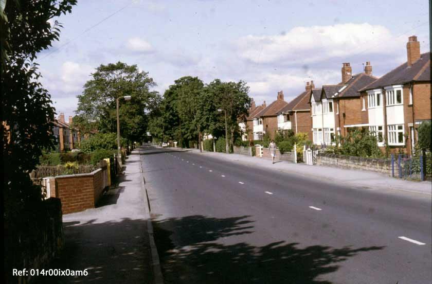 Church Lane 1983.