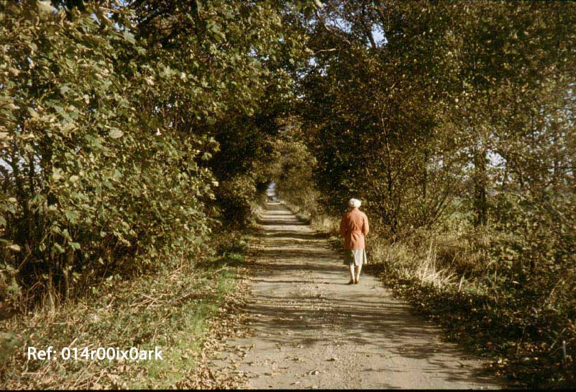 Boat Lane, methley 1981
