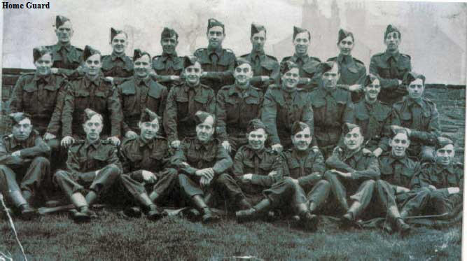 methley home guard