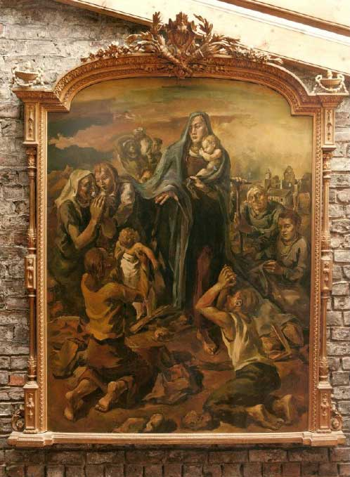 methley madonna painting