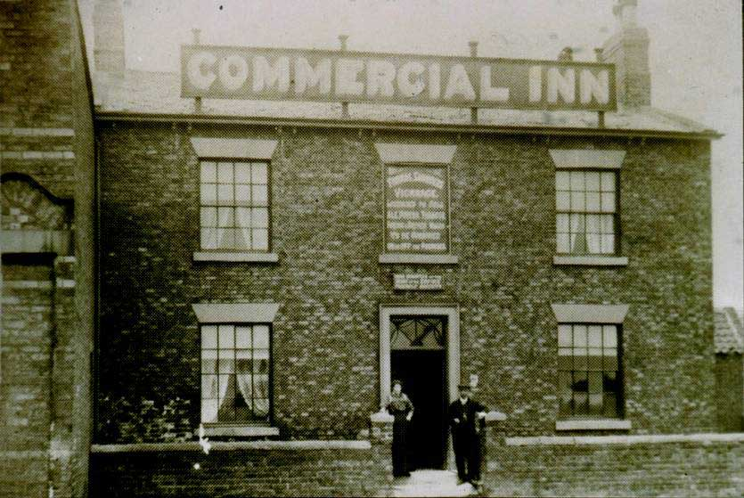the commercial inn methley
