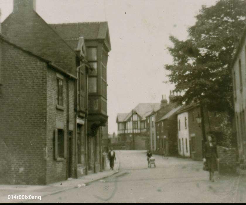 Lord Nelson Inn, Main Street.