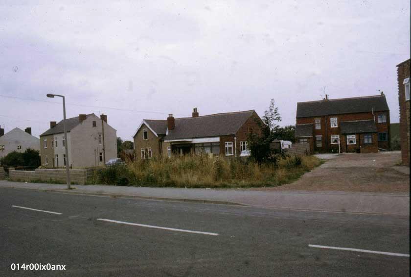 Stocks Hill, Main Street, 1982-83