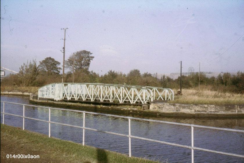 Caroline Bridge 1982.