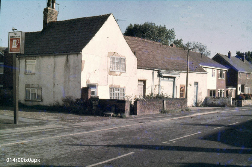 Numbers 8 - 10 main Street 1980's