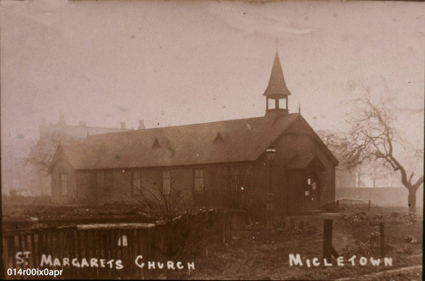 St. Margaret's Church 1906.