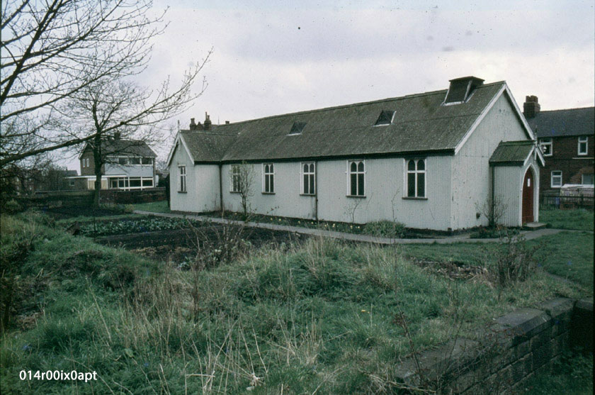 St. Margaret's Church 1982.