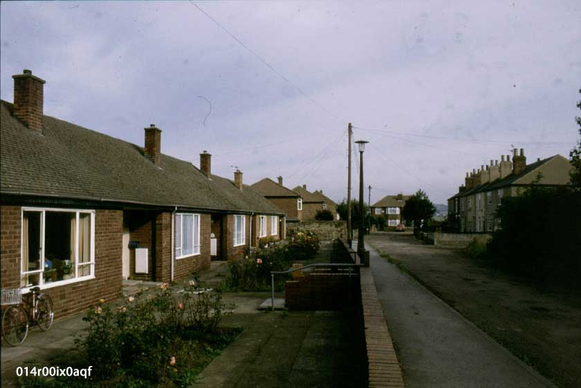 Old People's Bungalows, Parsonage Road