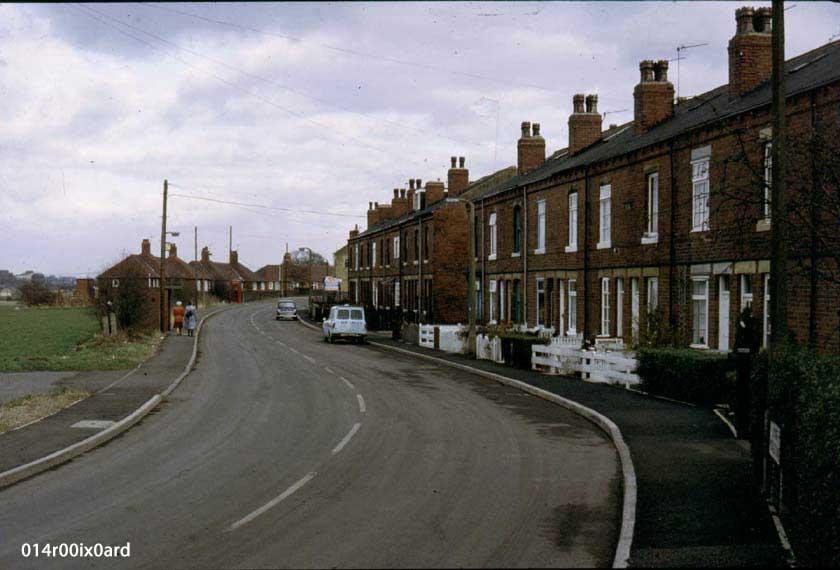 Coney Moor, Lower Mickletown, 1983.