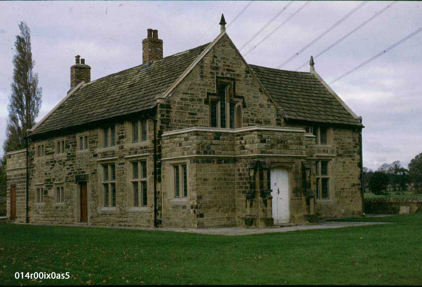 Pindergreen House or the Dame School, Pindergreen, 1992