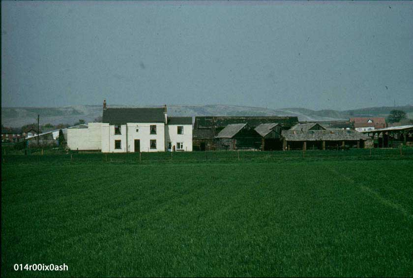 New farm sheds