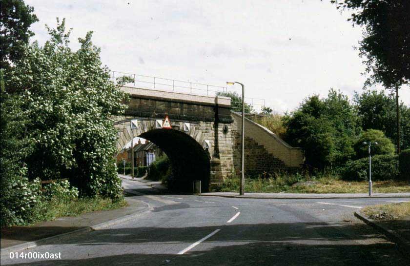 Pinder Green Bridge, 1985.
