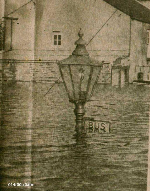 watergate floods