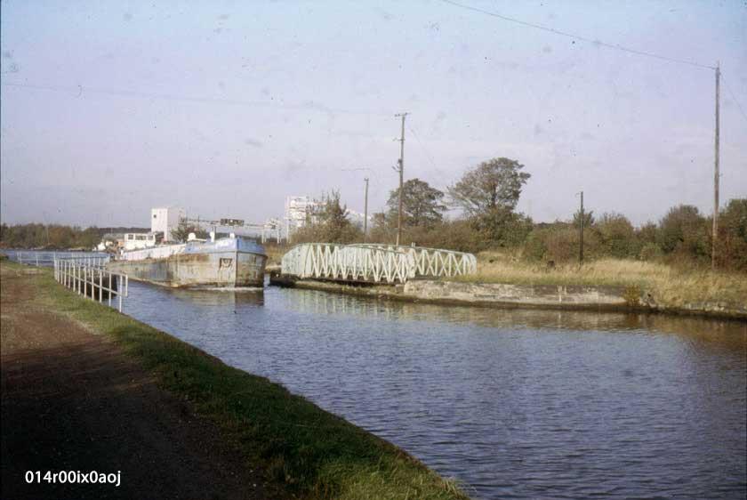Caroline Bridge, methley 1982